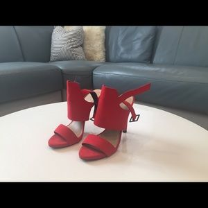 Zara high heel shoes